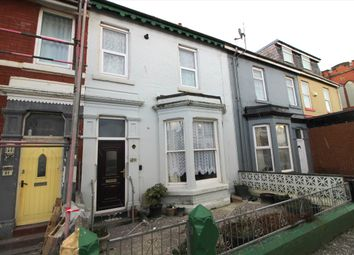 Thumbnail 1 bed flat to rent in 39 Shaw Road, Blackpool