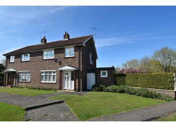 Thumbnail 3 bed semi-detached house for sale in Middlemead, West Hanningfield, Chelmsford