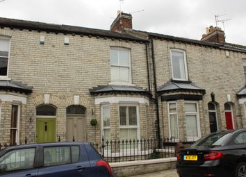 Thumbnail 3 bed terraced house to rent in Russell Street, York