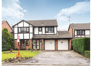 Thumbnail 4 bed detached house for sale in Swallow Close, Carrbrook, Stalybridge, Greater Manchester