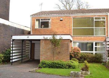 Thumbnail 4 bed town house to rent in Christchurch Close, Edgbaston