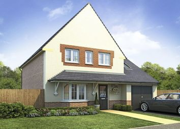 """Thumbnail 4 bed detached house for sale in """"Harborough"""" at Queens Drive, Nantwich"""