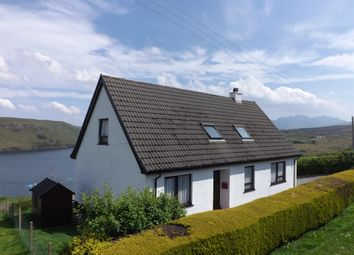 Thumbnail 4 bed detached house for sale in 9 Carbostbeg, Isle Of Skye