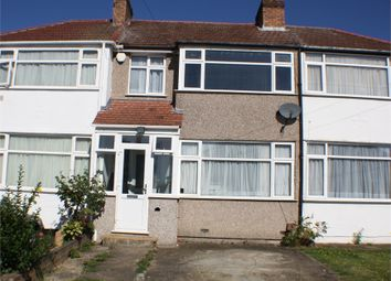 Thumbnail 3 bed terraced house for sale in Raeburn Road, Edgware, Middlesex