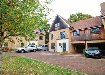 Thumbnail 5 bed link-detached house for sale in Leywood Close, Braintree, Essex