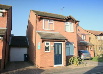 Thumbnail 3 bed detached house for sale in Harlech Court, Eynesbury, St. Neots
