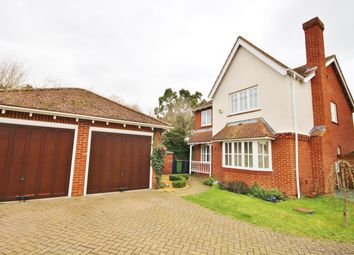 Thumbnail 4 bedroom detached house to rent in Taskers Field, Caxton, Cambridge