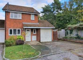 Thumbnail 3 bed link-detached house to rent in Laird Court, Bagshot