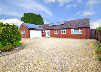 Thumbnail 4 bed bungalow for sale in Chartwell Lodge, Clay Bank, South Kyme
