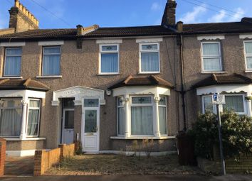 Thumbnail 3 bed terraced house for sale in Eustace Road, Chadwell Heath, Romford