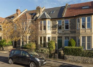 Thumbnail 5 bedroom terraced house for sale in Nevil Road, Bishopston, Bristol
