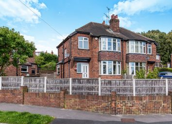 Thumbnail 3 bedroom semi-detached house for sale in Birchwood Avenue, Shadwell, Leeds