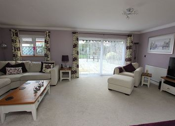 Thumbnail 4 bed detached bungalow for sale in Reeves Lane, Hockwold, Norfolk