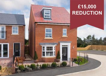 "Thumbnail 4 bed detached house for sale in ""Bayswater"" at Green Lane, Barnard Castle"