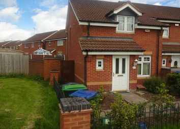 Thumbnail 2 bed property to rent in Elderberry Close, Walsall