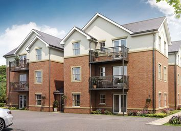 "Thumbnail 2 bedroom flat for sale in ""The Apartments - Ground Floor 2 Bed"" at Malthouse Way, Penwortham, Preston"