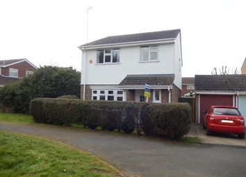 Thumbnail 4 bed detached house for sale in Pendlebury Drive, Deeping St. James, Peterborough
