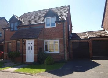 Thumbnail 2 bed semi-detached house for sale in Rowan Grove, Cramlington