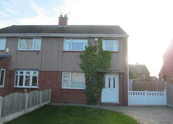 Thumbnail 3 bedroom semi-detached house to rent in Chertsey Bank, Carlisle, Carlisle