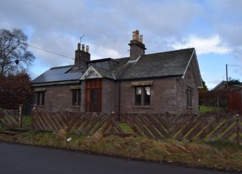 Thumbnail 4 bed cottage for sale in Newtyle Road, Kettins