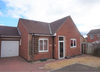 Thumbnail 2 bed detached bungalow for sale in Rowan Close, Oswestry