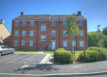 Thumbnail 2 bed flat for sale in Stewart Court, Newcastle Upon Tyne