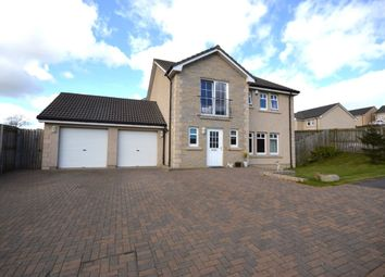 Thumbnail 4 bed detached house for sale in Blair Grove, Blairhall, Dunfermline
