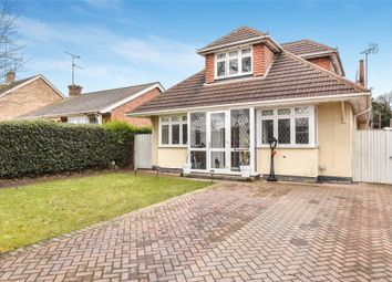 Thumbnail 3 bed detached house to rent in Owlsmoor Road, Owlsmoor, Sandhurst, Berkshire