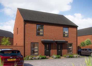 "2 bed terraced house for sale in ""The Hawthorn"" at Wavendon, Milton Keynes MK17"