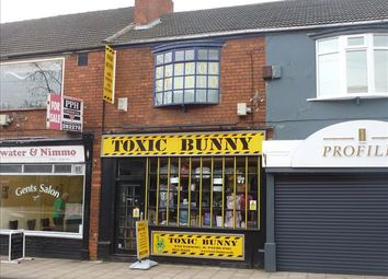 Thumbnail Retail premises for sale in 15, Ravendale Street North, Scunthorpe, North Lincolnshire