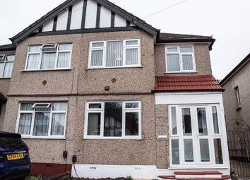 Thumbnail 5 bedroom semi-detached house for sale in Belsize Road, Harrow