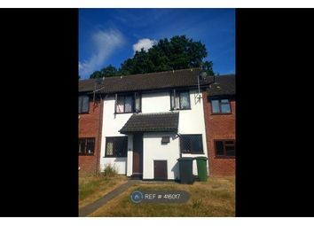 Thumbnail 2 bed terraced house to rent in Mongers Piece, Basingstoke