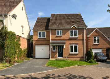 Thumbnail 5 bed detached house for sale in St. Marys Close, Chudleigh, Newton Abbot