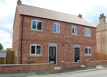 Thumbnail 3 bed semi-detached house to rent in Church Street, Owston Ferry, Doncaster