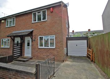 Thumbnail 2 bed semi-detached house for sale in Curzon Street, Netherfield, Nottingham