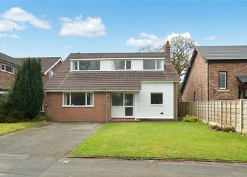 Thumbnail 4 bed detached house for sale in Salisbury Place, Tytherington, Macclesfield, Cheshire