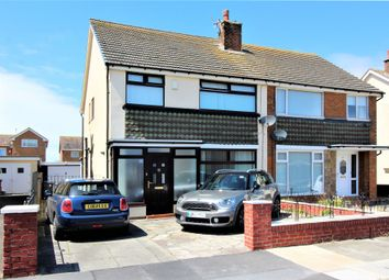 Thumbnail 3 bed semi-detached house for sale in Waterhead Crescent, Thornton-Cleveleys