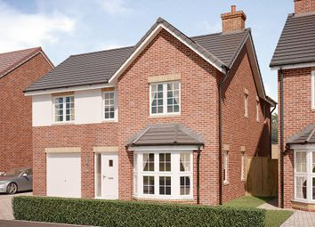 """Thumbnail 4 bed detached house for sale in """"The Norbury"""" at Chilton, Ferryhill"""