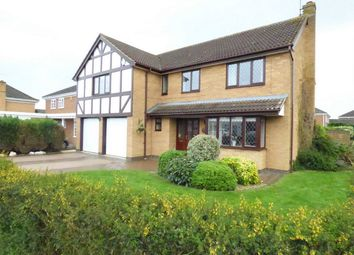 Thumbnail 5 bed detached house for sale in Huntsmans Gate, South Bretton, Peterborough, Cambridgeshire