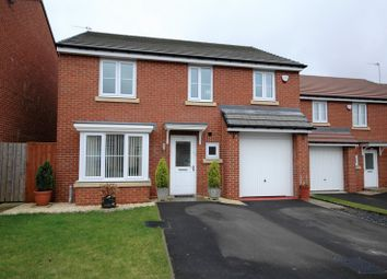Thumbnail 4 bedroom detached house for sale in Ministry Close, Newcastle Upon Tyne, Tyne And Wear