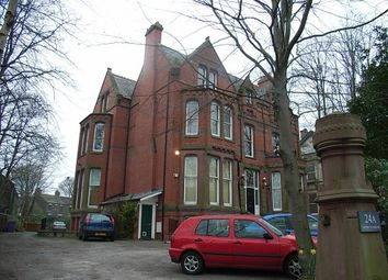 Thumbnail 2 bed flat to rent in Aigburth Drive, Aigburth, Liverpool