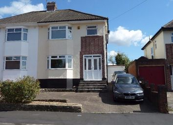 Thumbnail 3 bedroom semi-detached house to rent in Kendon Drive, Westbury-On-Trym, Bristol