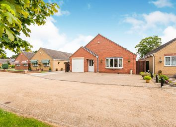 Thumbnail 3 bed detached bungalow for sale in Raceys Close, Emneth, Wisbech