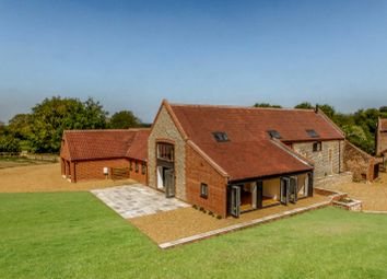 Thumbnail 5 bed property for sale in Rectory Road, Edgefield, Melton Constable, Norfolk
