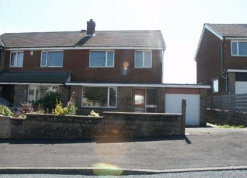 Thumbnail 3 bed semi-detached house to rent in Briarlyn Avenue, Birchencliffe, Huddersfield