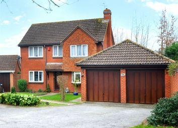Thumbnail 4 bed detached house for sale in Honeylands Way, Exeter, Devon