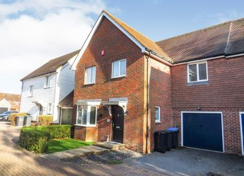 The Hemsleys, Pease Pottage, Crawley RH11. 4 bed semi-detached house for sale
