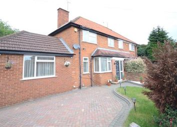 Thumbnail 4 bedroom semi-detached house for sale in Anglefield Road, Caversham, Reading