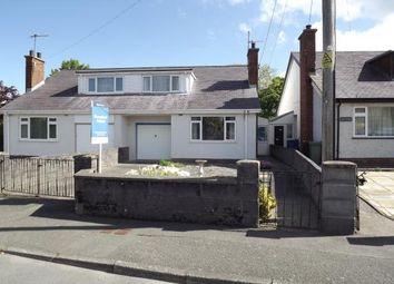 Thumbnail 2 bed bungalow for sale in Pontllyfni, Caernarfon, Gwynedd
