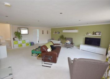 Thumbnail 3 bed semi-detached house for sale in Grand Avenue, Lancing, West Sussex